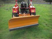 Tractor Snow Plough