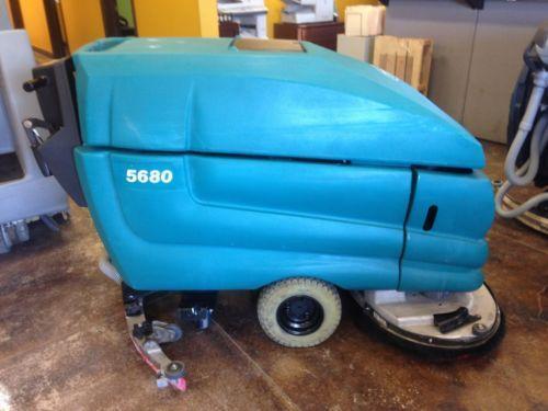 Tennant Sweepers Amp Scrubbers Ebay