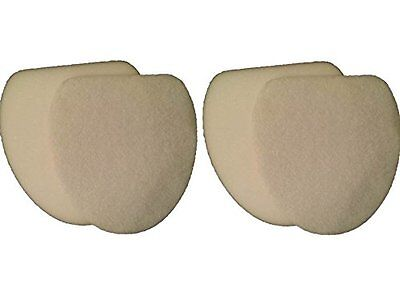 2 Foam Filter Kits  Shark Rotator Professional Reach Xl Nv400 Nv401 Nv402 Xff400