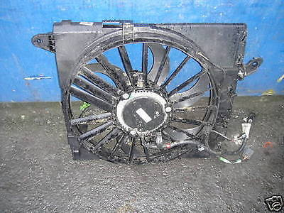 JAGUAR S TYPE 3.0 PETROL ENGINE COOLING MOTOR / RADIATOR FAN WITH AC 1999-2002