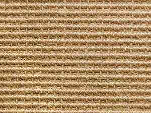 SISAL - latex backed Sisal woven material /m2 Leichhardt Leichhardt Area Preview