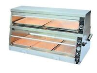 HCW5 Heated Display Warmer ( Brand New ) Finance & Lease options available & FREE UK Delivery