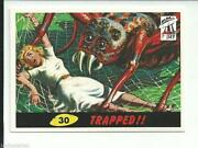 Mars Attacks Cards