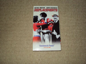 THE REPLACEMENTS, VHS MOVIE, EXCELLENT CONDITION