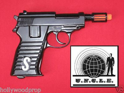 The Man From U N C L E  Uncle Special Gun Flash Arrestor Suppressor Hider Prop