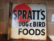 Original Vintage Advertising Signs