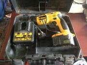 Dewalt Battery Drill