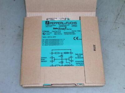 Pepperlfuchs 071806 Safe Snap Barrier New In Box