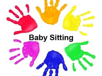 Baby Sitting Available!