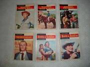 TV Westerns Cards