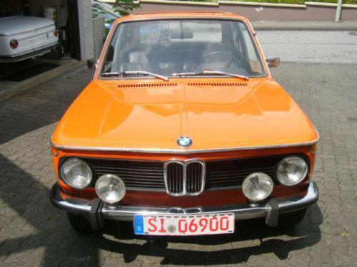 bmw 1802 touring ebay. Black Bedroom Furniture Sets. Home Design Ideas