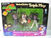 Space Jam Michael Jordan Triple Play