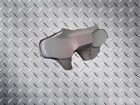White Motorcycle Batwing Fairings