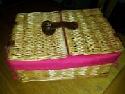 Wicker Gift Baskets