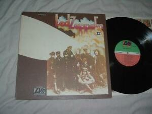 Led Zeppelin Ii Music Ebay