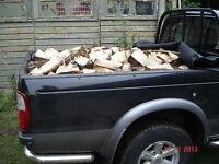 Good Quality Hardwood Firewood Logs