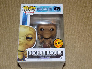 FUNKO, POP, CHASE DOGHAN DAGUIS BROWN BAG, VALERIAN, MOVIES #439