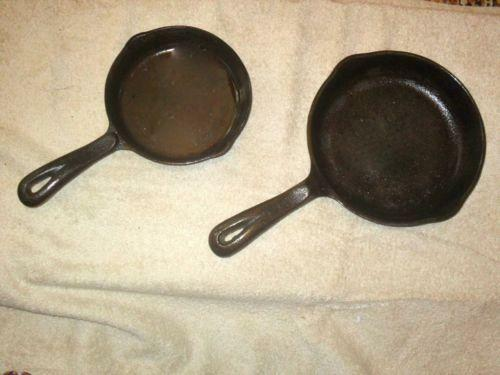 Wagner Cast Iron Pan Ebay