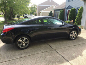 2007 Pontiac GTP Coupe (2 door) Must sell $4995 OBO