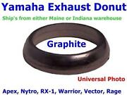 Yamaha Nytro Exhaust