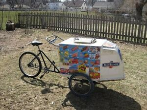 Looking for dicky dee ice cream bike