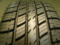 2 NEW UNIROYAL TIGER PAW TOURING 205 55 16 SUMMER ETE 95% LEFT