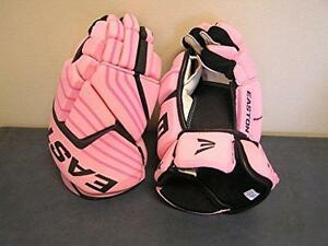 NEW pink easton gloves xtreme