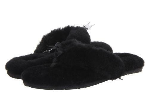 ugg flip flop slippers ebay. Black Bedroom Furniture Sets. Home Design Ideas