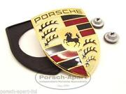 Porsche Bonnet Badge