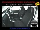 Ford Neoprene Seat Covers