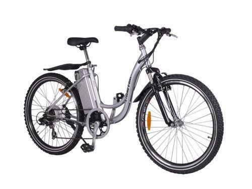 electric cruiser bicycle ebay. Black Bedroom Furniture Sets. Home Design Ideas