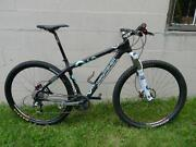 Used Carbon Fiber Mountain Bikes