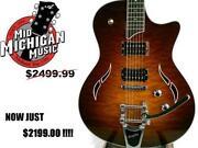 Taylor T3 Guitar