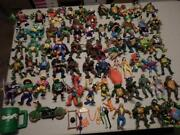 Teenage Mutant Ninja Turtles Action Figures 1980'S