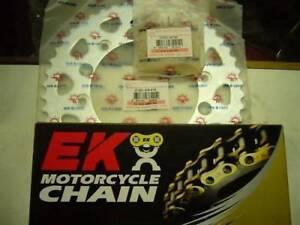 Suzuki DR600 DR650 DR750 DR800 Chain and Sprocket Kit