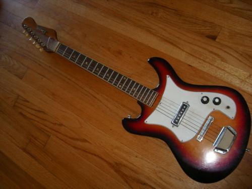 Decca Guitar Ebay