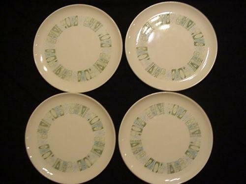 My Plates Texas >> 1960'S Dinner Plates | eBay