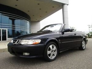 2002 Saab 9-3 SE Turbo Convertible