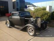 Ford Drag Car