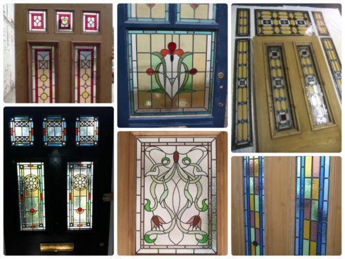 Edwardian Stained Glass Ebay
