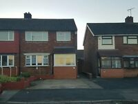 *BCH*-3 Bedroom Semi Detached House-Shelsley Avenue, OLDBURY-Next To St James Primary School
