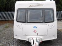 2006 BAILEY SENATOR VERMONT Top of the range 2 berth Caravan