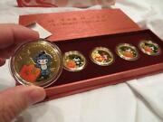 Beijing Olympic Gold Coin