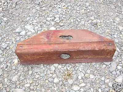 Massey Harris 81 Rowcrop Tractor Front Grill Brace