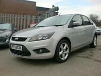 2010 FORD FOCUS 1.8TDCI ( 115PS ) ZETEC