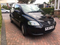 ***VW Volkswagen Fox 1.2 - 1 prv owner - Low milage - 12month MOT*** REDUCED
