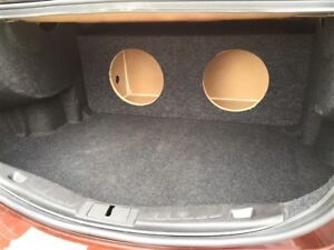 SPEAKERS  ENCLOSURES, SINGLE/DUAL PORTED, SUB-WOOFER  ENCLOSURES