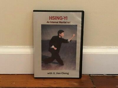 HSING-I DVD chinese xing yi quan chuan 5 elements five short form techniques