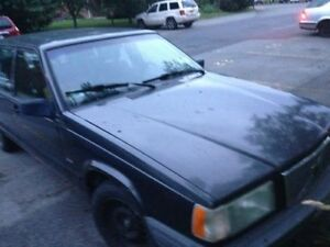 1991 Volvo 740 Sedan runs like new