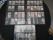 Cigarette Cards Job Lot